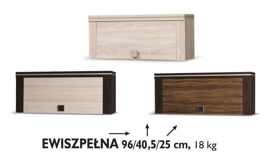 závěsná skříňka EWISZ PLNA GB