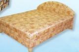 Zobrazit detail - postel DÁJA LUX na nožkách - výška 52 cm