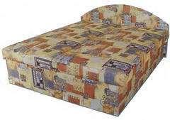 postel DÁJA LUX SENIOR - v. 50 cm