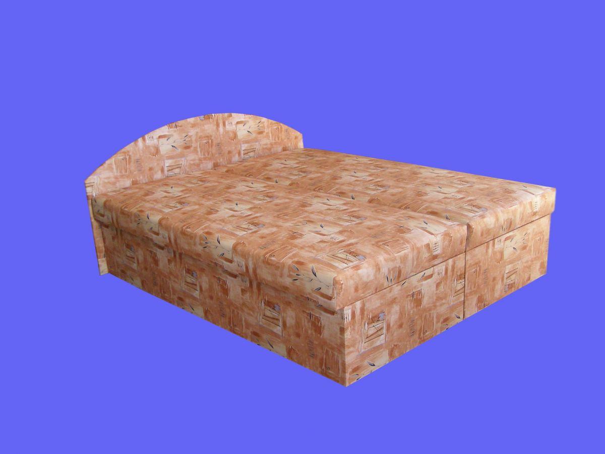 postel DÁJA SENIOR - výška 50 cm