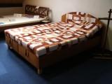 postel VILMA - lamela, polohovatelný rošt