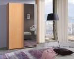 šatní skříň FIFI - zrcadlo MRX