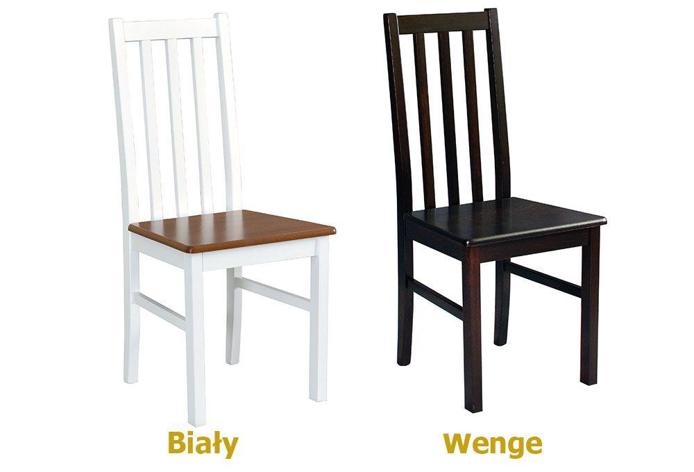 židle BOS 10 D - celodřevěná DX