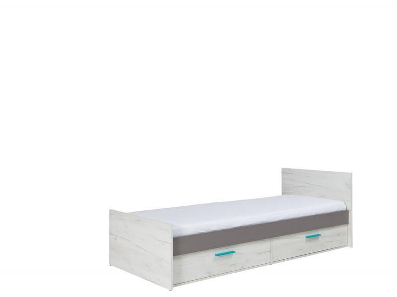 postel s úložným prostorem REST R 05 MRX