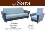 Zobrazit detail - sedací souprava SÁRA 3+1+1