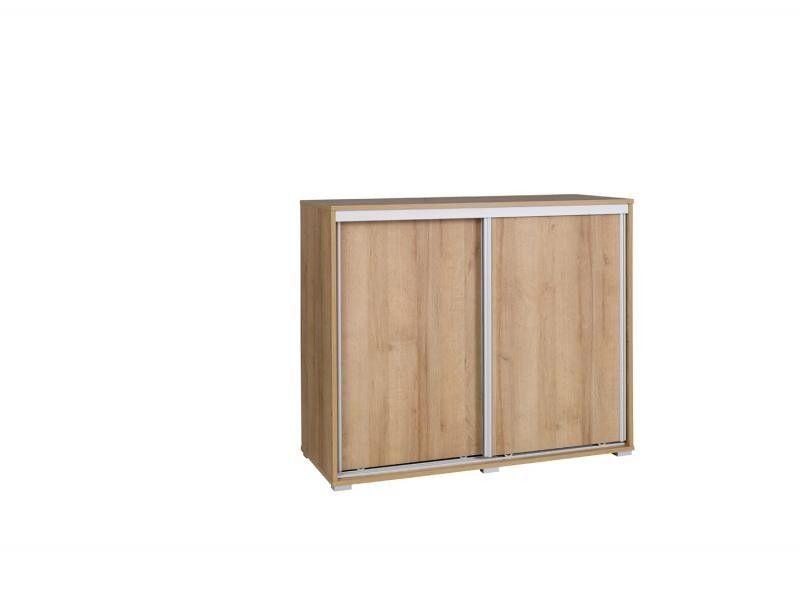 komoda MARY 119 s posuvnými dveřmi MRX