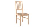 Zobrazit detail - židle NILO 7 D - celodřevěná